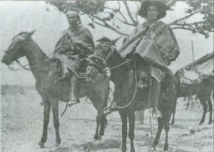 Wayuu_on_horses_1928